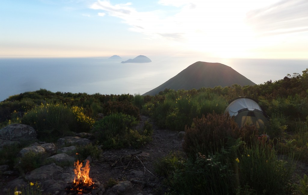 Vulcano Salina, Aeolian Islands