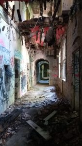 abandoned children hospital, Berlin